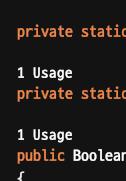 인텔리제이 High Contrast Theme 에서 Code Vision 이 보이지 않을때 해결 방법4